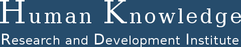 Human Knowledge Research and Development Institute logo